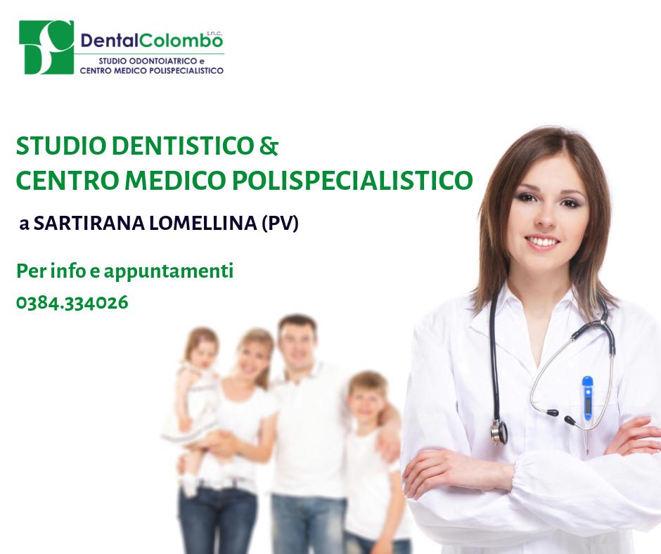 Dental Colombo è anche a Sartirana Lomellina!